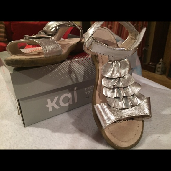 See Kai Run Shoes   Girls Sandal   Poshmark